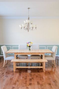 The solid birch construction of the norden dining table is a durable dining room ikea norden table with henriksdal chairs watchthetrailerfo