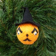 Halloween Pumpkin Decoration £5.00