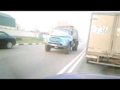 How To Fool Traffic Jam - The Russian Style