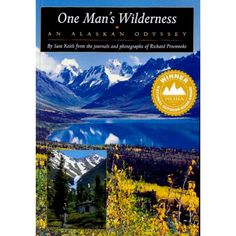 One Mans Wilderness: An Alaskan Odyssey is a book, first published in 1973, by Sam Keith, based on the journals and photography of Richard Proenneke who, in 1968, retreated to the wilderness of Twin Lakes in Lake Clark National Park, Alaska to build a home for himself and live alone in the wilderness. Proenneke says he turned his back on tedious 50-hour work weeks and moved to Alaska to do a thing to completion. He built the cabin when he was 51 years old and lived there for more than 30…