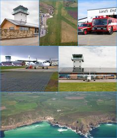 Land's End Airport or St Just Airport (IATA: LEQ, ICAO: EGHC), situated near St Just in Penwith, 5 NM (9.3 km; 5.8 mi) west of Penzance, in Cornwall, is the most south westerly airport of mainland Britain. The airport is owned by the Isles of Scilly Steamship Company (ISSC). ISSC's subsidiary Westward Airways operates the airport, and another subsidiary, Isles of Scilly