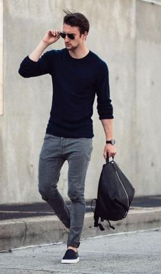 Cool 46 Best Street Style Look for Men #BestMensFashion