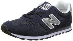 Oferta: 85€ Dto: -19%. Comprar Ofertas de New Balance 373 Modern Classics, Zapatillas para Hombre, Azul (Navy), 42 EU barato. ¡Mira las ofertas!