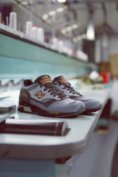 New balance x Starcow 1500 'Made in England'
