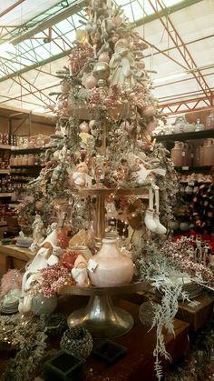 Pink tuincentrum Osdorp Christmas Tree, Holiday Decor, Home Decor, Teal Christmas Tree, Decoration Home, Room Decor, Xmas Trees, Christmas Trees, Home Interior Design