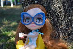 Blythe Doll - Primadolly Heather Sky