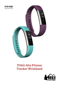 The Fitbit Alta is a customizable fitness tracker that's as versatile as your personal style. It tracks steps, distance, sleep, minutes active and calories burned. Calories Burned, Burn Calories, Fitness Gifts, You Fitness, Stay Active, Fitbit Alta, Fitness Tracker, Distance