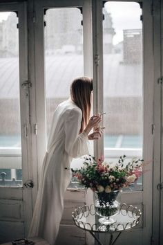 A Gentleman's View: Photo Through The Window, Looks Style, Bridal, Portrait, Belle Photo, Relax, Photoshoot, Windows, In This Moment