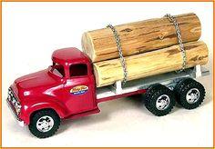 1956 Tonka Custom Logger