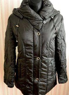 Įsigyk mano drabužį #Vinted http://www.vinted.lt/moteriski-drabuziai/striukes/18378670-juoda-ziemine-stilinga-silta-striuke