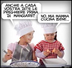 No cucina benissimo ha ha ha No cucina benissimo ha ha ha Funny Images, Funny Pictures, Italian Memes, Good Motivation, Ringo Starr, Jokes Quotes, Funny Moments, Pranks, Funny Cute