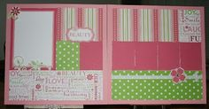 Scrapbooking Kits: Sophia Workshop Kit