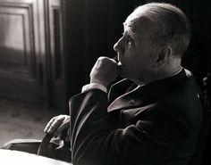 Borges todo el año: Jorge Luis Borges: Alguien sueña