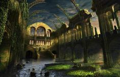 51 Breathtaking Post-Apocalypse Wallpapers | Presidia Creative