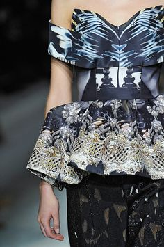 Waves of Color by Mary Katrantzou