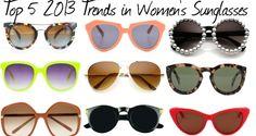 2013 women's sunglasses