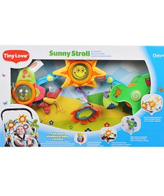 "Tiny Love ""Sunny Stroll"" Activity Bar - CookiesKids.com"