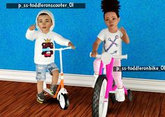 Fun Gift pack for kids by sincerelyasimblr - Sims 3 Downloads CC Caboodle
