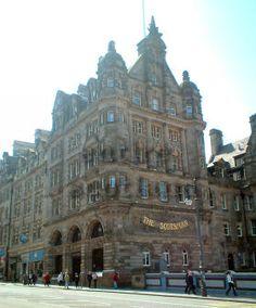 The Scotsman Hotel - Edinburgh