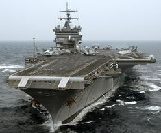 USS Enterprise during Summer Pulse 2004 in the Atlantic - BFD Us Navy Aircraft, Navy Aircraft Carrier, Navy Military, Military Photos, Uss Enterprise Cvn 65, Navy Carriers, Air Fighter, Naval History, Navy Ships