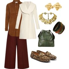 Nice autumn day by nomiicapri on Polyvore featuring polyvore, fashion, style, Yves Saint Laurent, J.W. Anderson, Proenza Schouler, Salvatore Ferragamo, Zagliani, Chanel, GetTheLook, casual, MILF and nomiicapri Classic Fashion Looks, Classic Looks, Autumn Day, Out Of Style, Proenza Schouler, Get The Look, Salvatore Ferragamo, Polyvore Fashion, Yves Saint Laurent