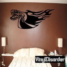 Snake Wall Decal - Vinyl Decal - Car Decal - SM009