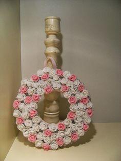 Coronita  cu  trandafiri
