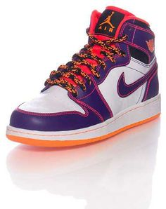 #FashionVault #Jordan #Girls #Footwear - Check this : JORDAN GIRLS Multi-Color Footwear / Basketball 4Y for $49.95 USD