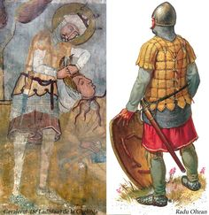 Fantasy Pictures, Pictures Images, Byzantine Army, Renaissance Time, Medieval Clothing, 14th Century, Roman Empire, Folklore, Danish