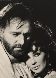 Richard Burton and Elizabeth Taylor- the ultimate love story