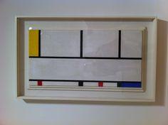 Mondrian at SF MOMA