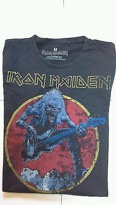 Iron-maiden-t-shirt
