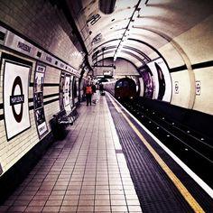 London Underground Marylebone Station