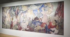 Helsinki Art Museum, HAM, will present the life of Tove Jansson in a permanent exhibition. One of Jansson's most central...