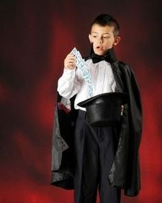 Check out this article on learning magic for kids.