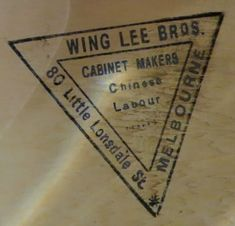 "Life as it was lived in ""Little Lon"" Cabinet Makers, Paper Shopping Bag, History, Blog, Chinese, Stamp, Historia, Stamps, Blogging"