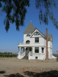 Livermore, CA. I should try and find this home. It is about an hour and a half away.