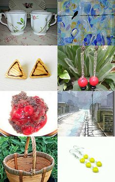 Variety is the Spice of Life by Suzanne Jacobs on Etsy--Pinned with TreasuryPin.com