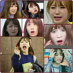 EXID HANI FUNNY  https://play.google.com/store/apps/details?id=com.roidapp.photogrid  iPhone  https://itunes.apple.com/us/app/photo-grid-collage-maker/id543577420?mt=8