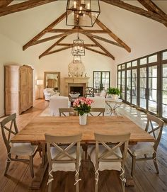 French Interiors. Inspiring French Country Interiors. #French #Country #Interiors