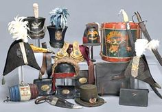 Early American Militaria