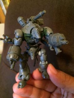 Kastelan Robot Konversions - Forum - DakkaDakka | All hail the mighty Primarch Russ!