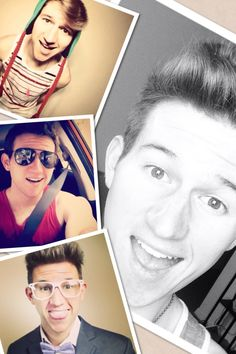 Ricky Dillon. #O2L One of my favorites <3