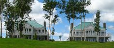Manor-style guest houses overlook our award-winning golf course. Luxury Accommodation, Vacation Packages, Nova Scotia, Resort Spa, Dream Vacations, Custom Homes, Townhouse, Star Fox, Golf