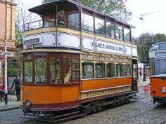 Scally - Abandoned Tram, Glasgow