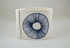 Home - Farah Hernandez White Ceramics, Blue And White, Clay, Hand Painted, Blues, Painting, Facebook, Painting Art, Paintings