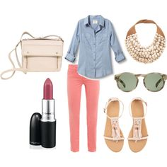 spring, created by lecron on Polyvore
