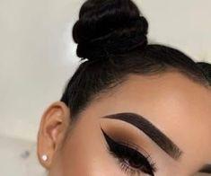 black makeup , schwarzes make-up black makeup , Cute Makeup Looks, Makeup Eye Looks, Gorgeous Makeup, Pretty Makeup, Love Makeup, Makeup Goals, Dramatic Eye Makeup, Makeup Box, Makeup Stuff