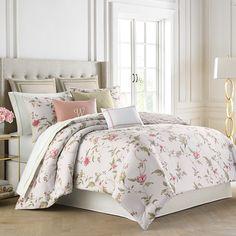 Wedgwood Sweet Plum Comforter & Duvet Set