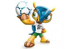 2014 FWC Mascot